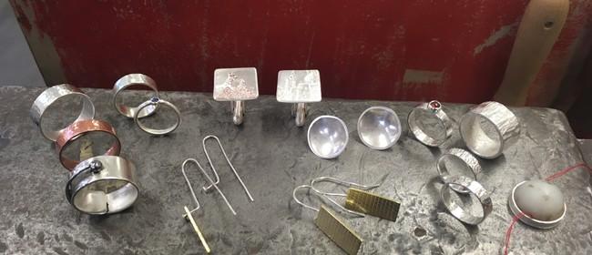 Beginners Jewellery Weekend Class