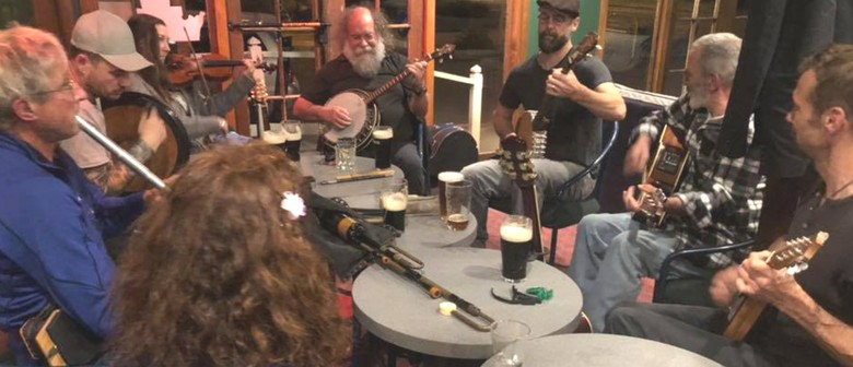 Finnegans Trad Session