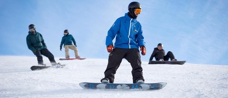 SBINZ - Level One Snowboard Clinic
