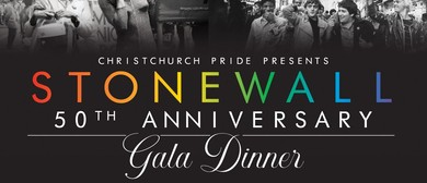 Stonewall 50th Anniversary Gala Dinner