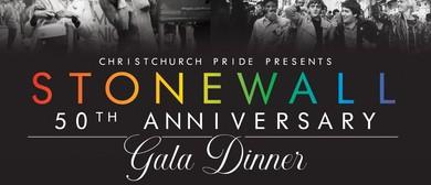 Stonewall 50th Anniversary Gala Dinner