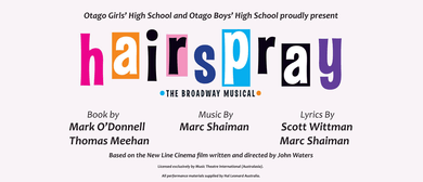 Hairspray - OGHS & OBHS Production 2019