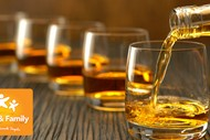 Image for event: Whisky Tasting Fundraiser for Home & Family