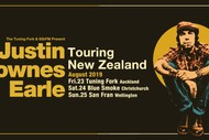 Image for event: Justin Townes Earle NZ Tour
