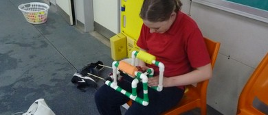Aquabots Build Day - Holiday Programme