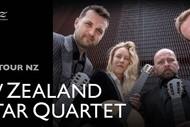 Image for event: NZ Guitar Quartet