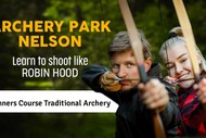 Beginners Course Traditional Archery