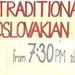 Traditional Czechoslovakian Ball MASKARNI (Dress Up)