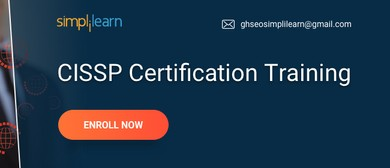 CISSP Certification Training