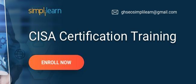 CISA Certification Course Training