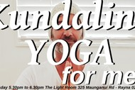 Kundalini Yoga For Men - Health Vigor & Vitality