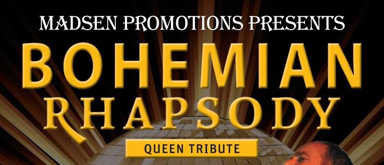 Bohemian Rhapsody Queen Tribute Show