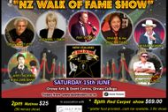 Image for event: NZ Walk of Fame Show