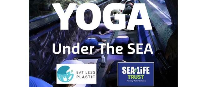 Yoga Under the Sea