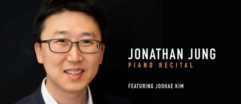 Jonathan Jung Piano Recital featuring Joohae Kim