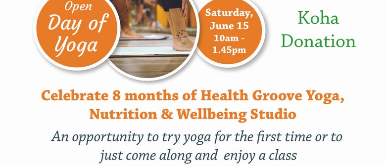 Open Day of Yoga