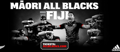 Maori All Blacks vs Fiji