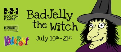 Badjelly the Witch - Kidsfest 2019