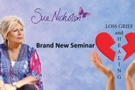 Image for event: Loss, Grief and Healing Seminar with Sue
