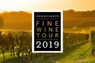 Image for event: Negociants Fine Wine Tour 2019