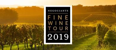Negociants Fine Wine Tour 2019