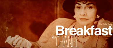 Breakfast with Chanel