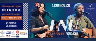 Music Celebration featuring I Nu, Melanesian Folk Group