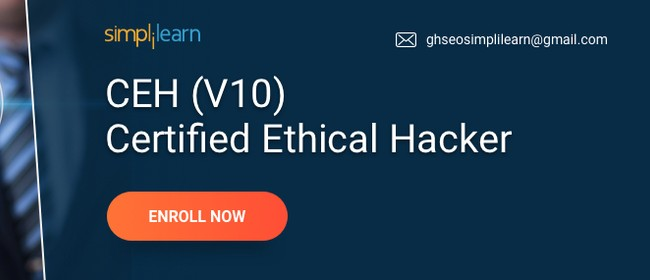 CEH (V10) - Certified Ethical Hacker Course Training