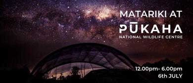 Matariki at Pūkaha 2019