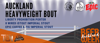 Auckland Beer Week: Heavyweight Bout