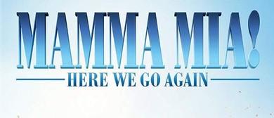 Upstairs Art Gallery Mamma Mia Fundraiser