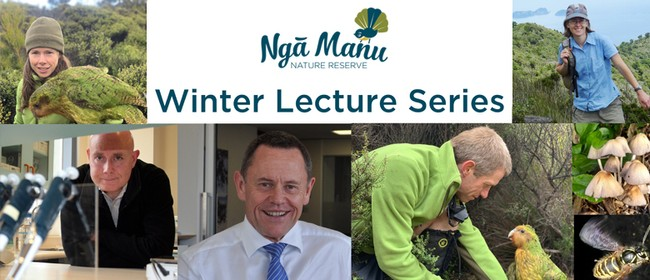 Nga Manu's Winter Lecture Series