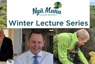 Image for event: Nga Manu's Winter Lecture Series