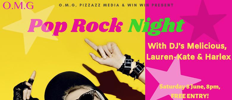 O.M.G Pop Rock Night