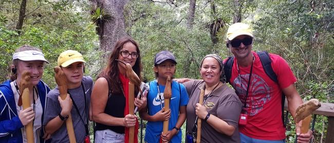 Opua Forest Papatuanuku Earth Mother Tour - Short Walk 11A