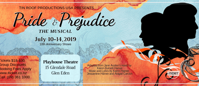 Pride and Prejudice, the Musical