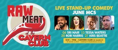 Raw Comedy at Cavern Club