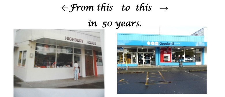 50th Anniversary of The Best In 2nd Hand Shopping