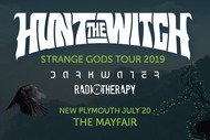 Image for event: Hunt the Witch Strange Gods Album Release Tour
