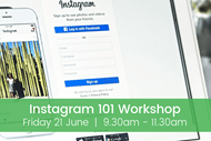 Instagram 101 Workshop