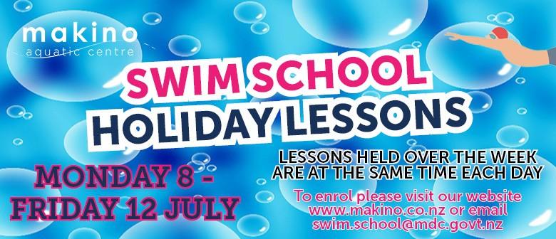 July Swim School Holiday Lessons