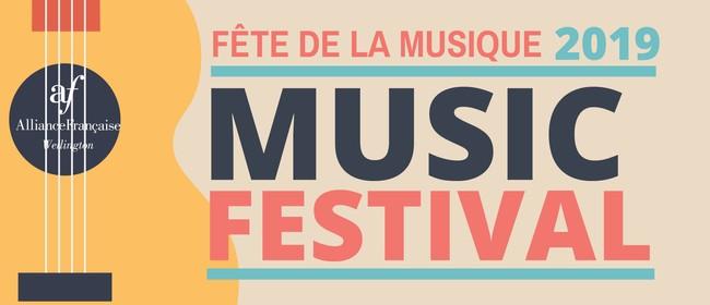 Fête de la Musique - Music Festival