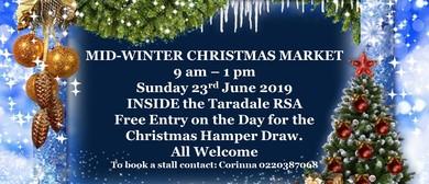 Mid Winter Christmas Market