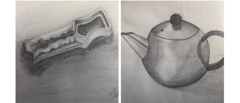 Observational Object Drawing