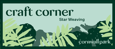 Craft Corner: Star Weaving