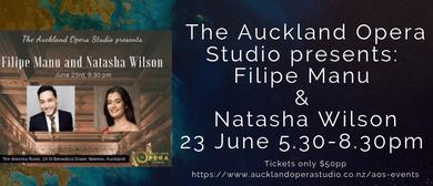 Winter Opera with Filipe Manu & Natasha Wilson