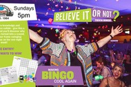 Image for event: Trivia Bingo - Our Pub Quiz's Naughty Little Sister:: CANCELLED