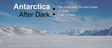 Antarctica After Dark