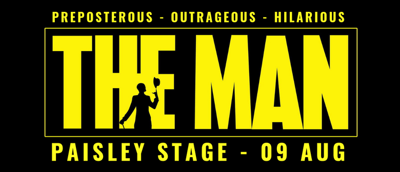 The Man - Comedy Theatre
