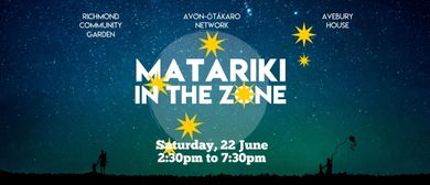 Matariki In the Zone